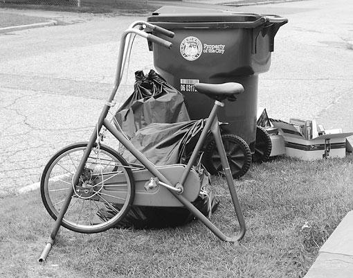 doomercycle bikemouse