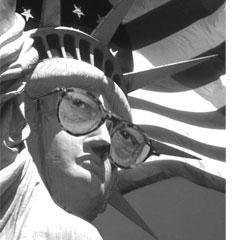statue of nerdity