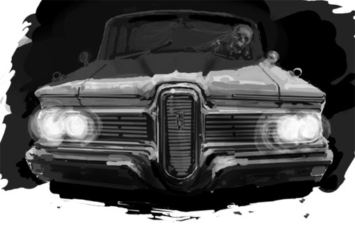 edsel of the undead