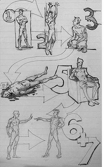 figure sketches