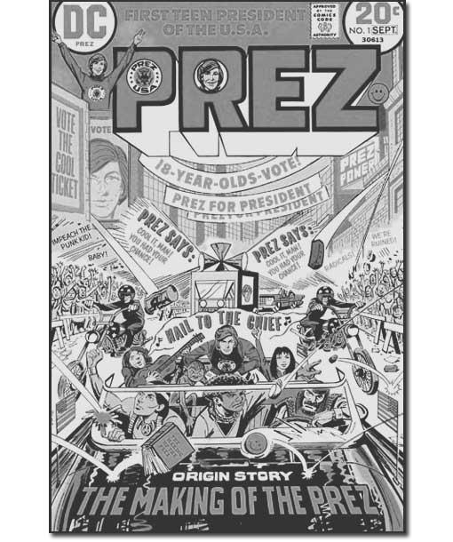the prez