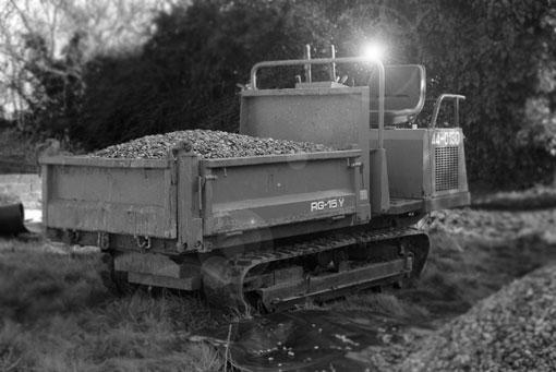 tractor porn