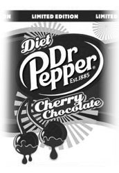 diet cherry chocolate dr pepper
