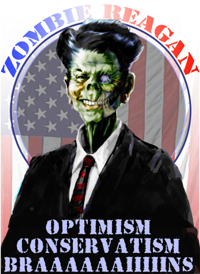 optimism conservatism brains