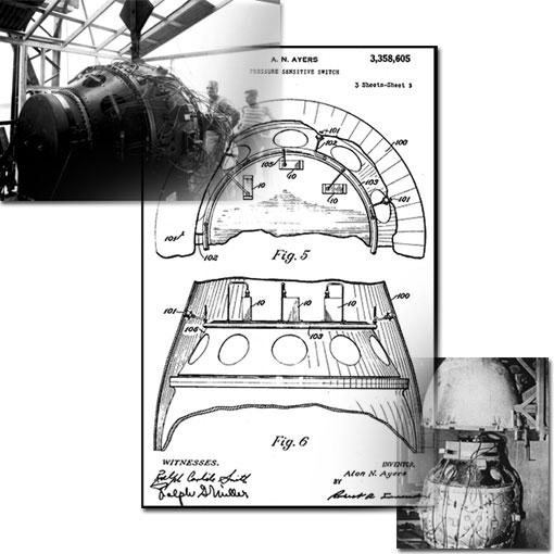 bomb patents