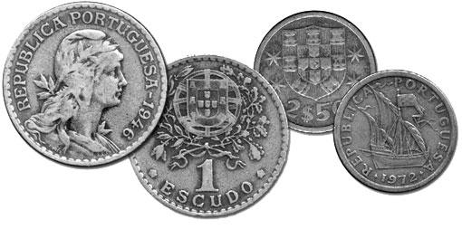 portuguese escudos