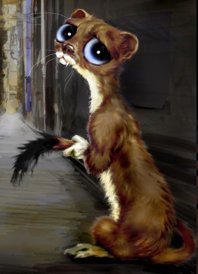 son of pity stoat