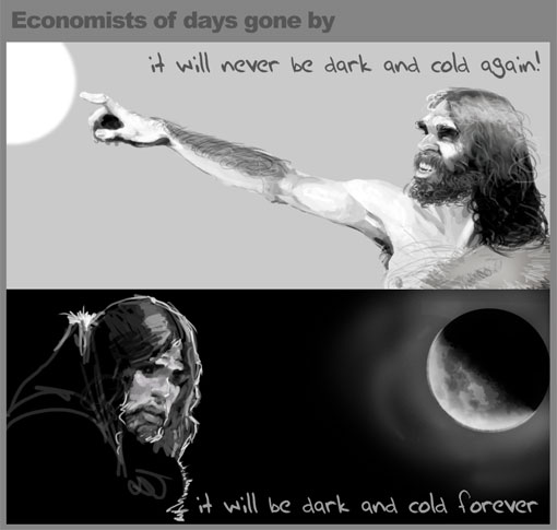 economists in days of yore