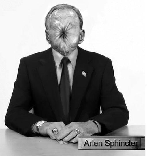 arlensphincter