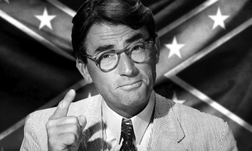 Racist <b>Atticus Finch</b> was first <b>Atticus Finch</b> - atticusfinch